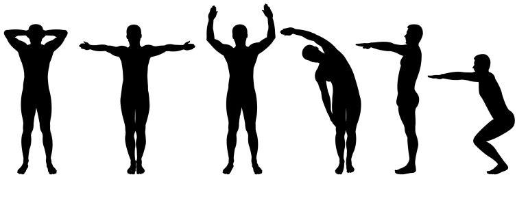 Info Soci Insieme Salute Mutua Sanitaria Insieme In Salute Esercizi Di Ginnastica Posturale Un Minuto Al Giorno Per Il Benessere Fisico E Psichico
